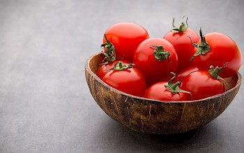 Roma tomato - calories, nutrition, weight