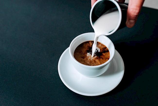 Coffee creamer - caloies, wieght
