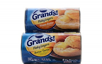 Pillsbury biscuit - calories, nutrition, weight