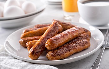 Breakfast sausage - calories, nutrition, weight