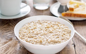 Cooked oatmeal - calories, nutrition, weight