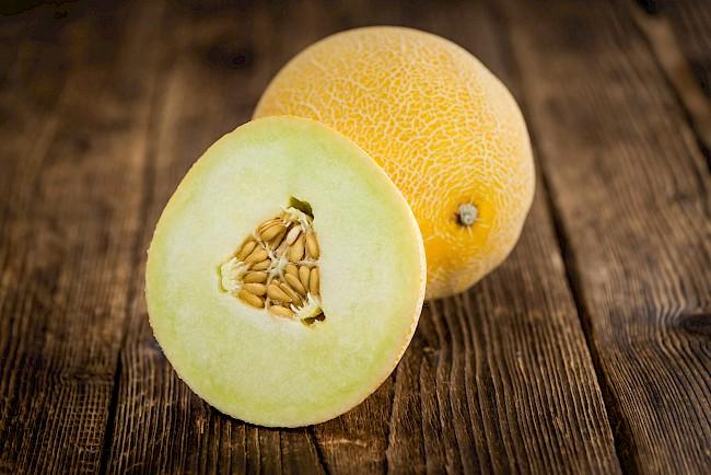 Melon - kalorie, kcal, ile waży