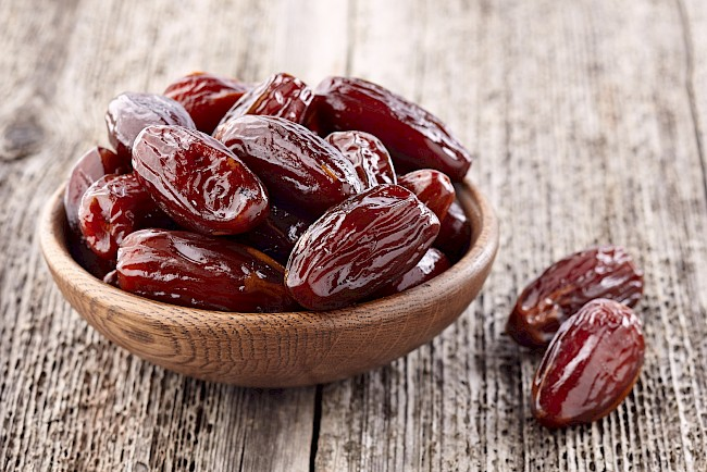 Dates - nutrition, vitamins, minerals