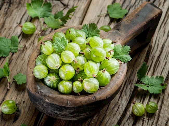 Gooseberry - kalorie, kcal, ile waży
