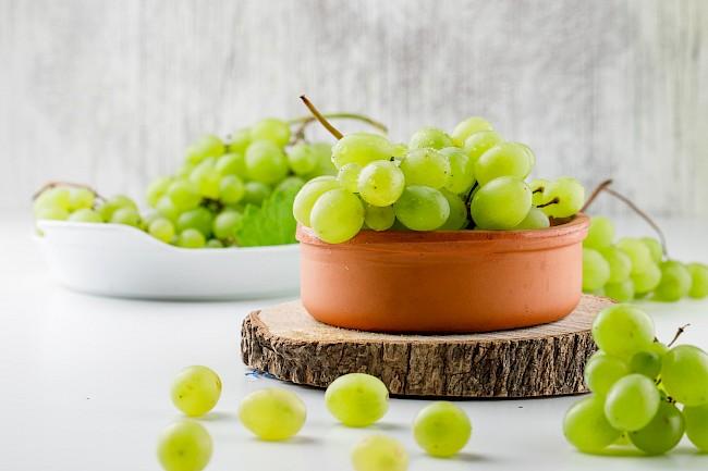 Grapes - caloies, wieght