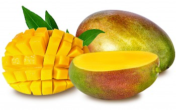 Mango - calories, nutrition, weight