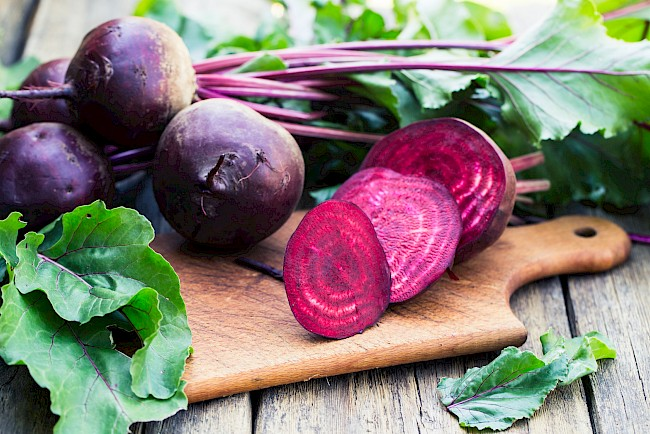 Beetroot: nutrition, vitamins and health benefits. Check all details of  beetroot