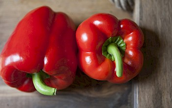 Pepper - calories, nutrition, weight