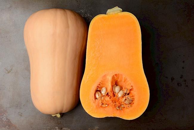 Butternut squash - nutrition, vitamins, minerals