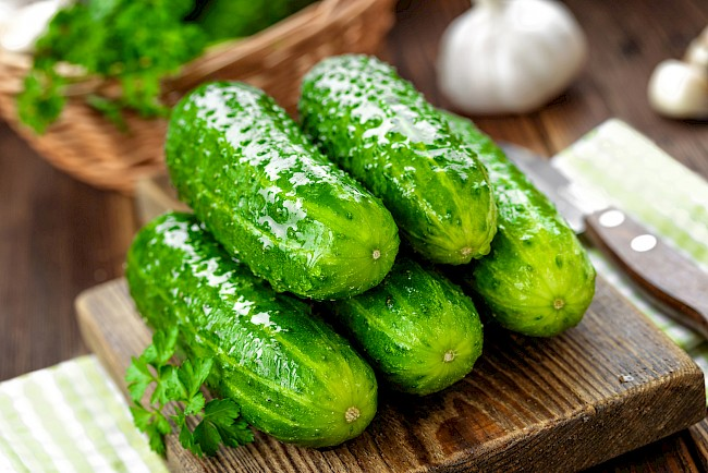 Cucumber - calories, kcal, weight, nutrition