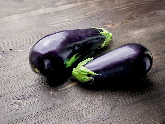 Eggplant - kalorie, kcal, ile waży