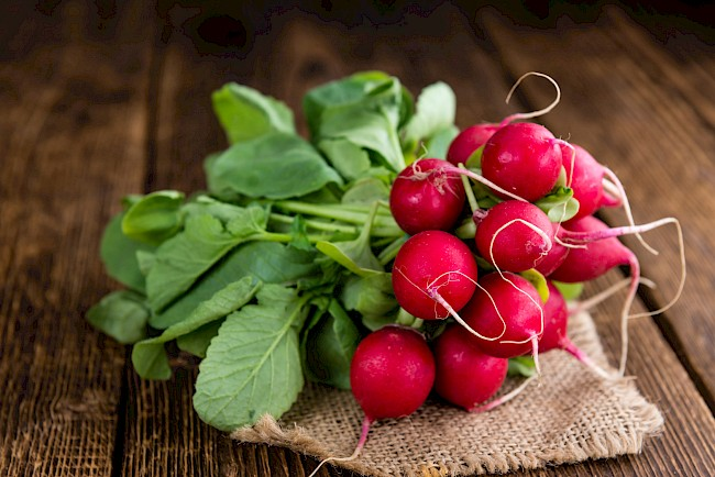 Calories In Radish Full Analyze And Infographic