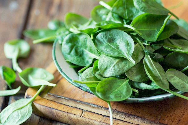 Diet Calories In Spinach I Ve Analysed It