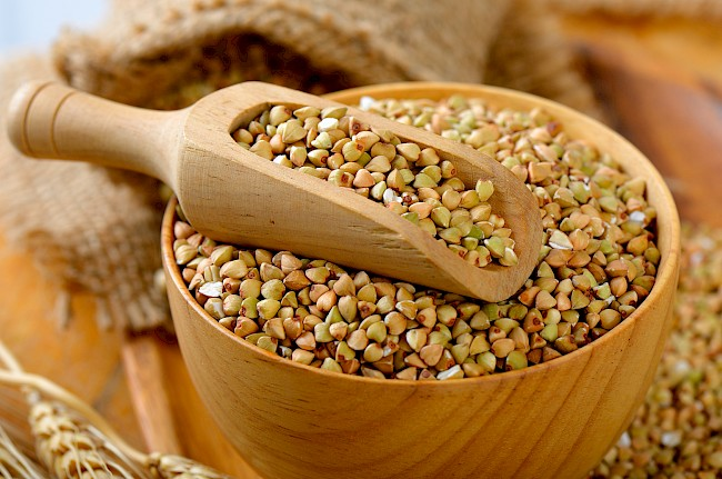 Buckwheat - nutrition, vitamins, minerals