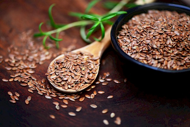 Linseed - nutrition, vitamins, minerals