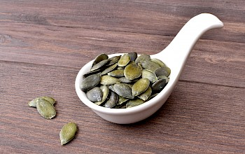 Pumpkin seeds - calories, nutrition, weight