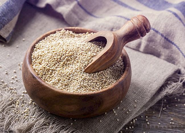 Quinoa - nutrition, vitamins, minerals