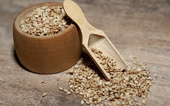 Sesame - calories, nutrition, weight