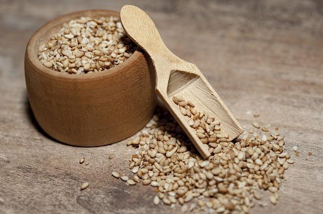 Sesame - nutrition, vitamins, minerals