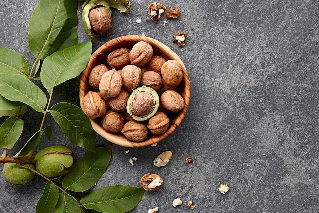Walnuts - nutrition, vitamins, minerals