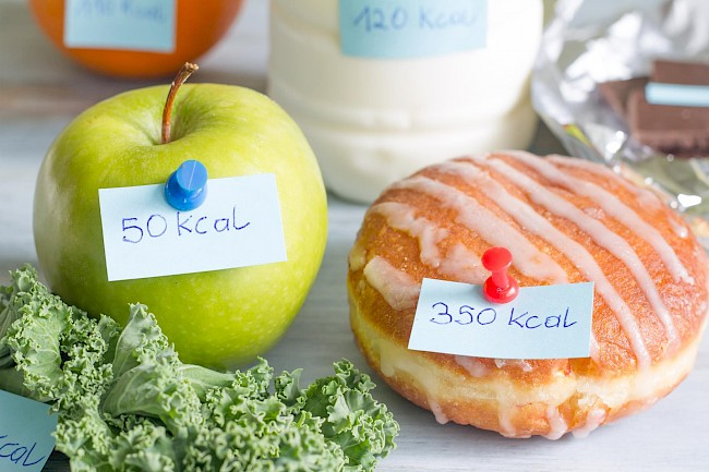 1 calorie vs 1 kcal. What's the difference?