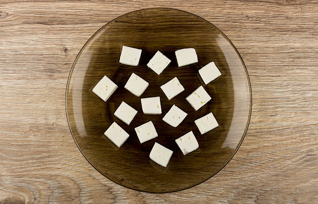 Feta cheese - nutrition, vitamins, minerals