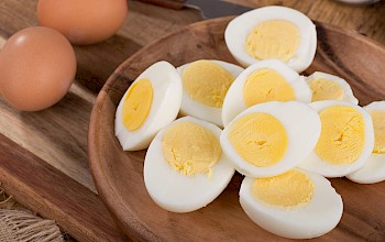 Boiled egg - calories, nutrition, weight