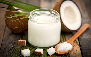 Coconut oil - calories, nutrition, weight