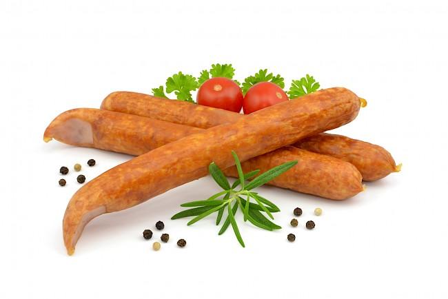 Turkey frankfurters - kalorie, kcal, ile waży