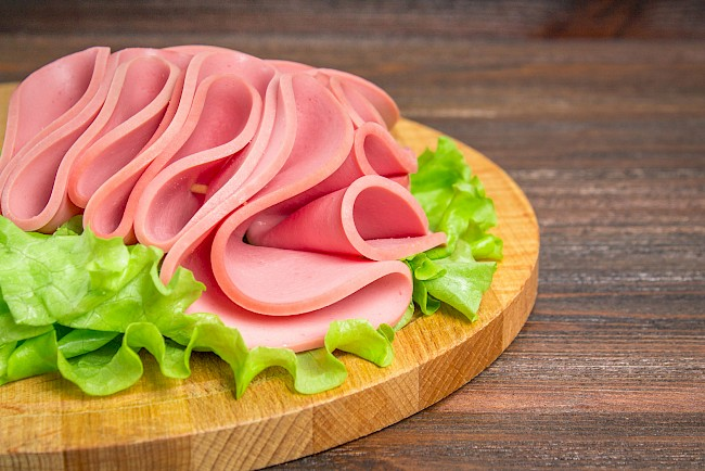 Mortadella - nutrition, vitamins, minerals
