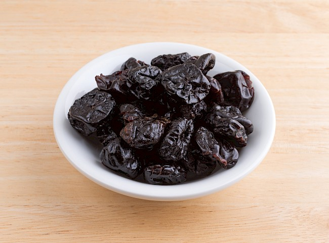 Dried cherries - nutrition, vitamins, minerals
