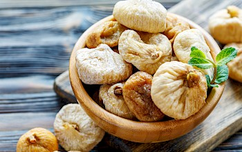 Dried fig - calories, nutrition, weight