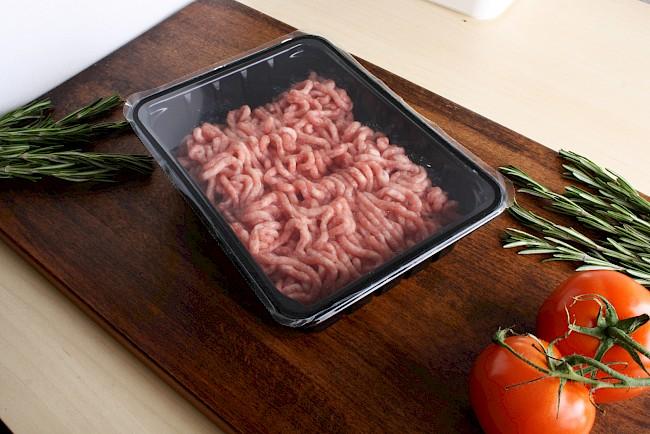 Minced pork - kalorie, kcal, ile waży