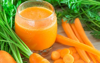 Carrot juice - calories, nutrition, weight