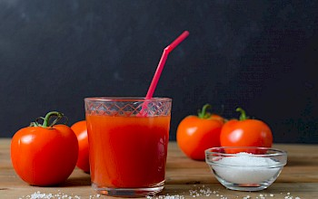 Tomato juice - calories, nutrition, weight