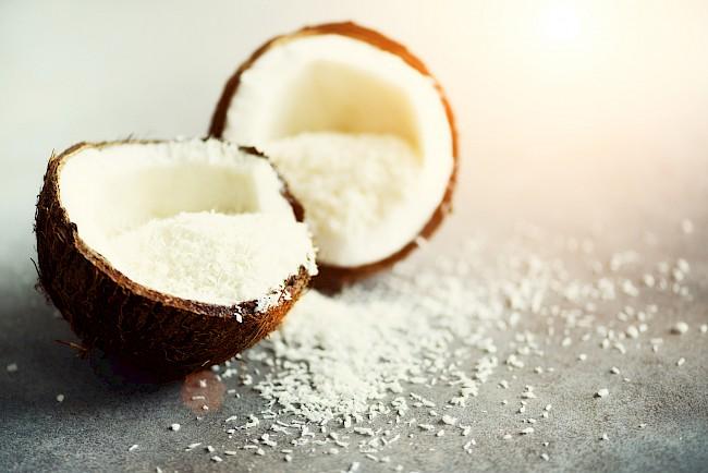 Coconut shrims - nutrition, vitamins, minerals