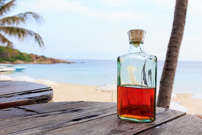 Rum - kalorie, kcal, ile waży