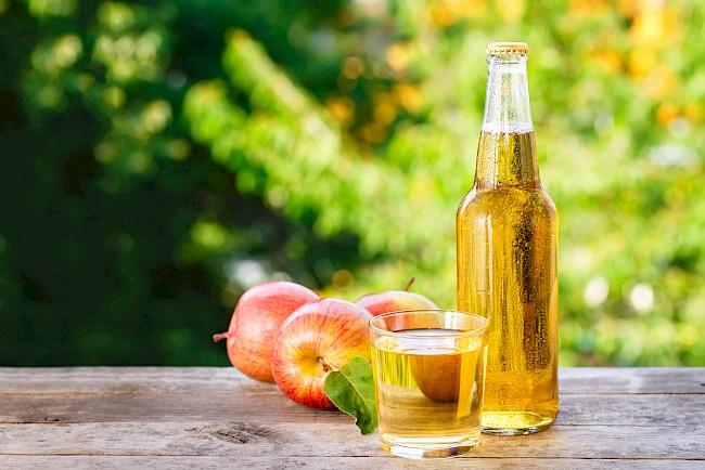 Cider - nutrition, vitamins, minerals