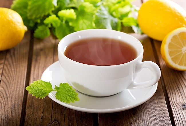 Tea - kalorie, kcal, ile waży