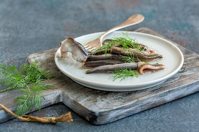Anchovy - nutrition, vitamins, minerals