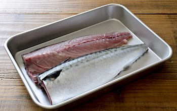 Mackerel - calories, nutrition, weight