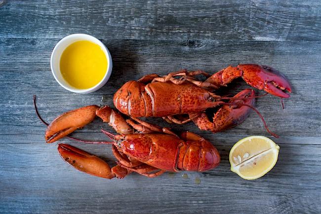 Lobster - nutrition, vitamins, minerals