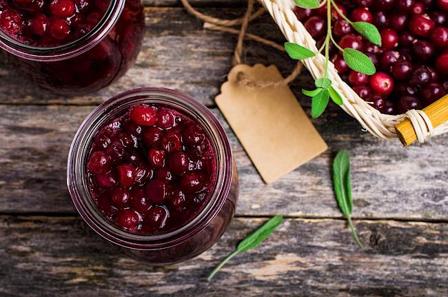 Cranberry juice - caloies, wieght