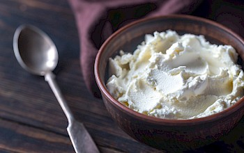 Mascarpone cheese - calories, nutrition, weight