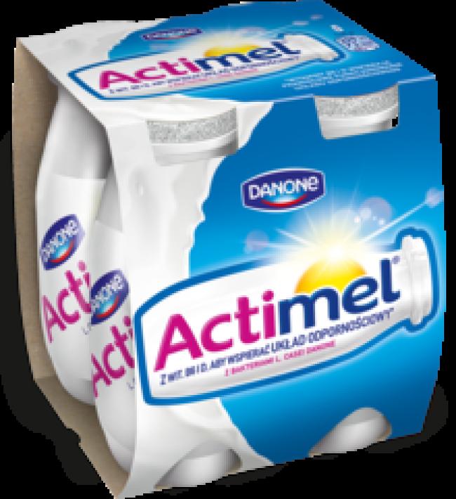 Actimel - caloies, wieght