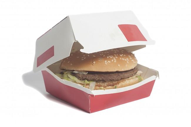 Big Mac - kalorie, kcal, ile waży