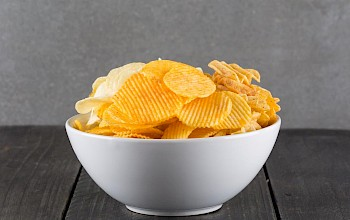Potato chips - calories, nutrition, weight