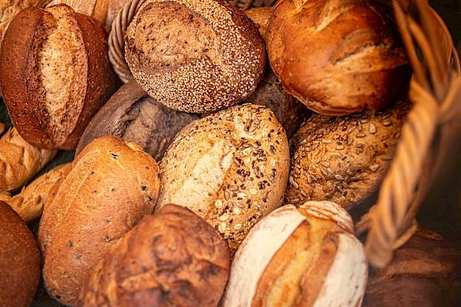 Bread - caloies, wieght