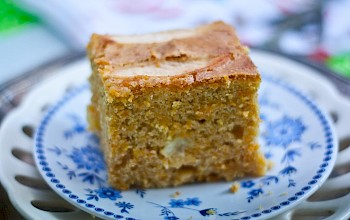 Carrot cake - calories, nutrition, weight
