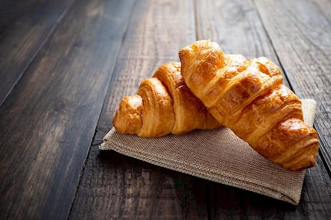 Croissant - kalorie, kcal, ile waży